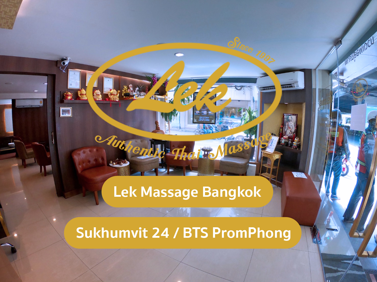 Lek Massage Bangkok
