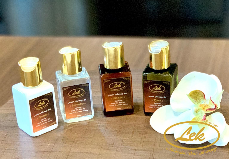 lek's Aroma Massage Oil